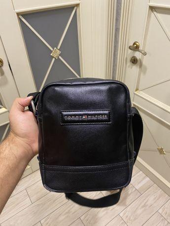 Мужская сумка Tommy Hilfiger оригинал