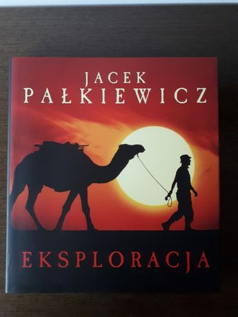 """""""Eksploracja"""" Jacek Pałkiewicz album NOWY"""