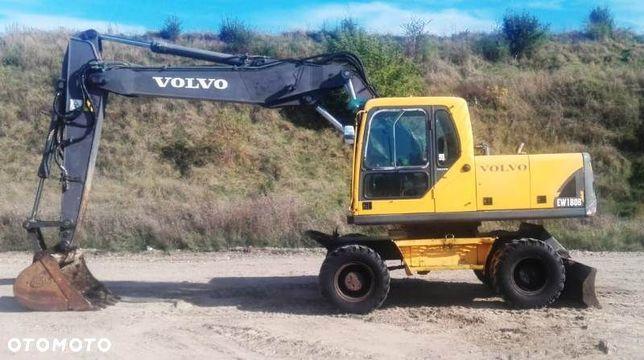Volvo Ew180b
