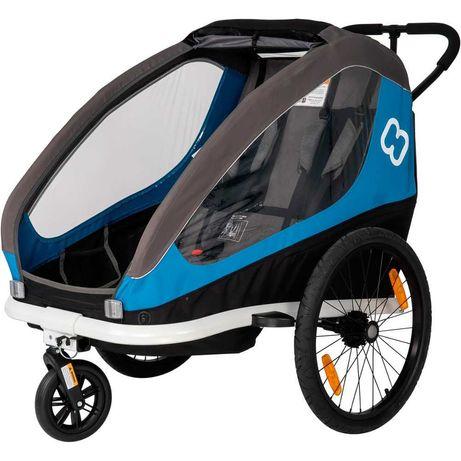 *Nowa Przyczepka rowerowa HAMAX TRAVELLER TWIN* Outlet -30%