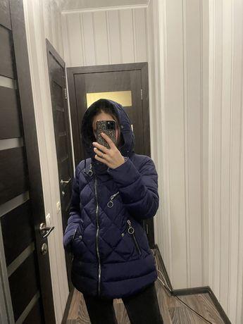 Демисезонная зимняя куртка