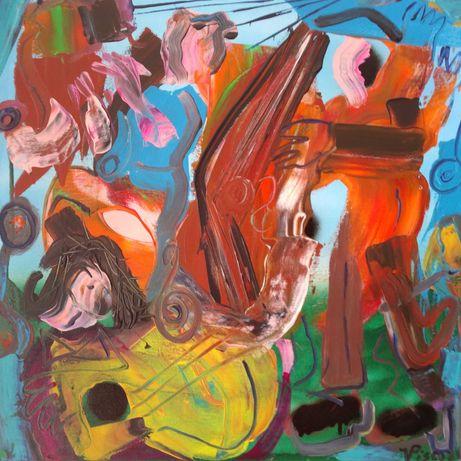 Pintura, ACRÍLICO SOBRE TELA, (2021)