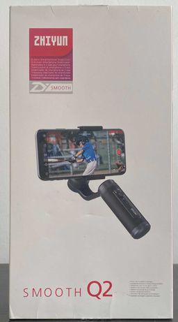 Estabilizador Zhiyun Tech Smooth Q2 para Smartphone