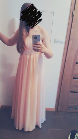 Suknia Łososiowa