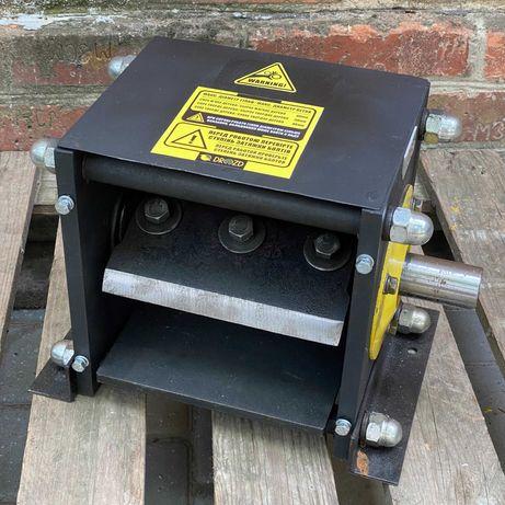 Измельчитель веток Дробилка Веткоруб Подрібнювач гілок DROZD 60 Pro