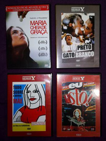 DVD's vários filmes (3 à escolha)