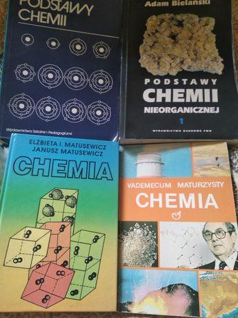 Podręczniki do chemii i fizyki