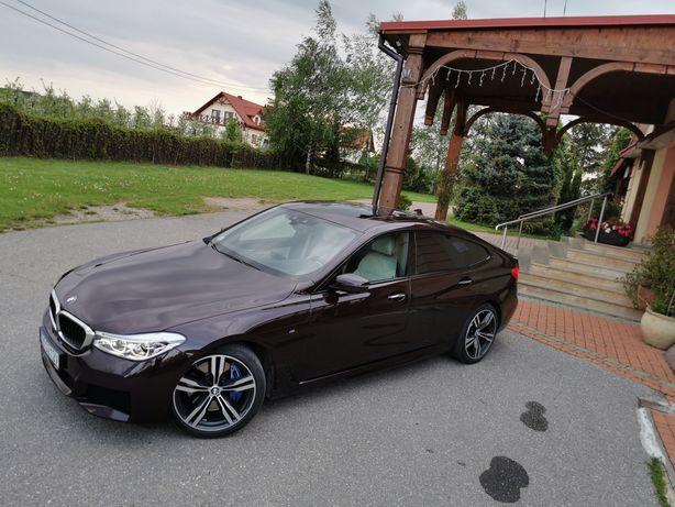 Auto/samochód do ślubu, wynajęcie luksusowego auta BMW GT6