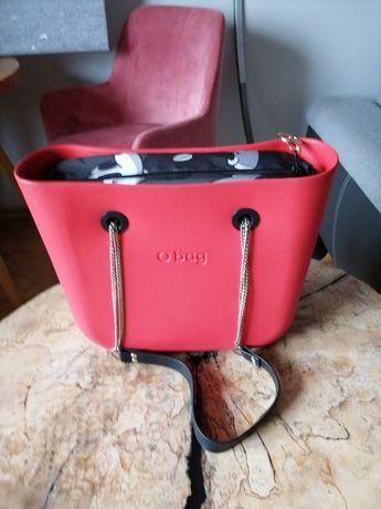 O bag mini rosso