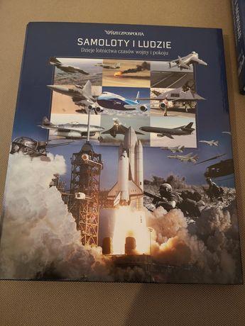 Samoloty i ludzie. Dzieje lotnictwa czasów wojny i pokoju