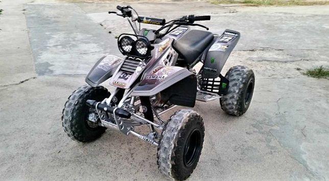 Yamaha Warrior 350 YFM