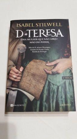 Livro D. Teresa Isabel Stilwell
