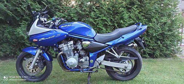 Suzuki GSF Bandit 600S
