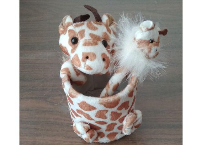 Подставка для мелочей, карандашей жираф