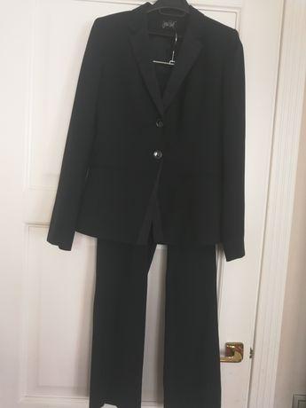 Оригинал,Jean Paul р.36,100%шерсть,женский костюм