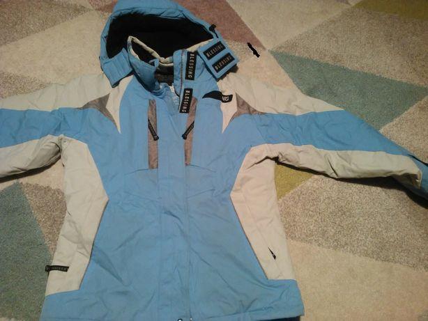 kurtka narciarska termoaktywna M/L