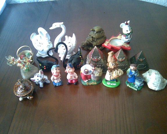 Фигурки декоративные статуэтки статуетки