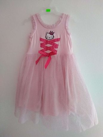 Sukienka Hello Kitty roz. 2 lata