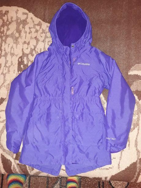 Продам куртку Columbia 7-8лет