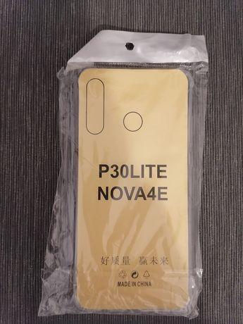 Capa Silicone transparente - Huawei P30 Lite