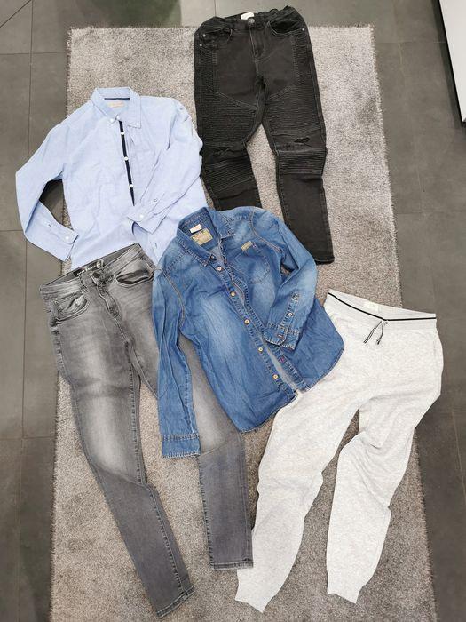 Zestaw ubrań Zara H&M rozm 152 cm 164 cm Gryfów Śląski - image 1