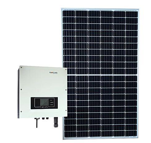 Zestaw fotowoltaiczny 5,1Kw CSUN340-120M 340Wp. + SofarSolar 5.5KTL-X