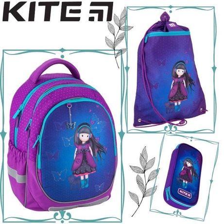 3Набір рюкзак + пенал + сумка Kite Education Charming SET K20-700M-3