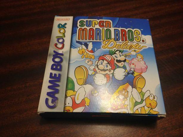 Super Mario Bros. Deluxe - Gameboy Color