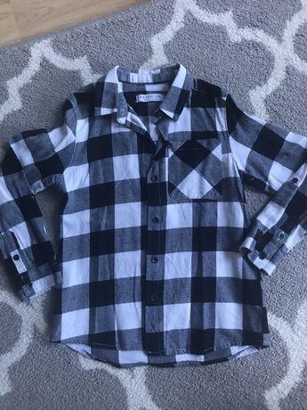 Koszula flanelowa Reserved r.110