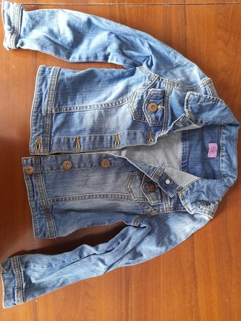 Kurtka jeansowa katana r 116