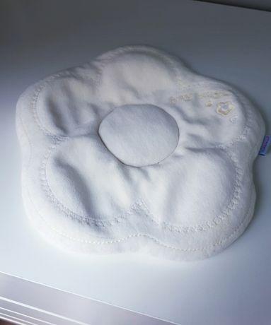 Poduszka niemowlęca z naturalnym wypełnieniem