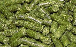 Травяные Гранулы Комбикорм ВРХ
