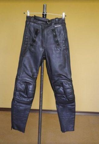 Натуральная кожа штаны брюки кожаные мотоштаны