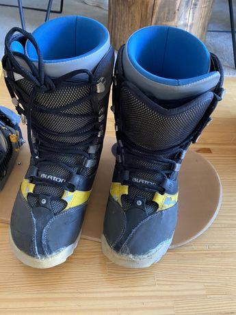 Botas de Snowboard Burton tamanho 41