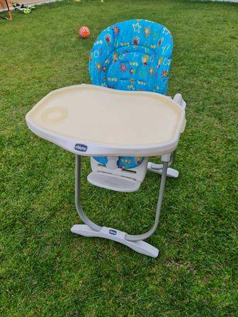 Cadeira refeição bebé Chicco