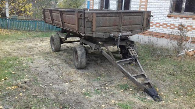 Тракторний причеп