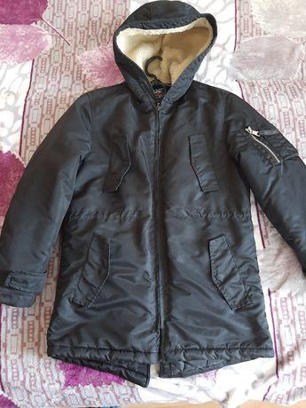 Куртка парка для  подростка