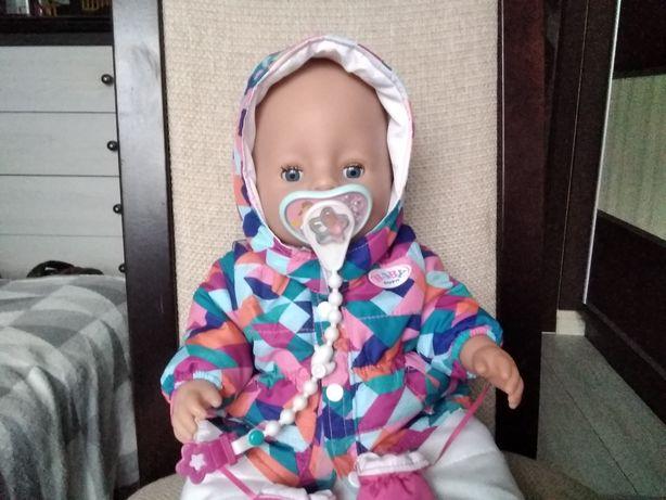 Bobas Baby Born zimowa