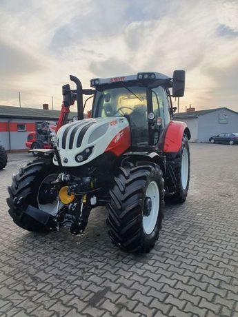 Ciągnik rolniczy Steyr Profi 4125
