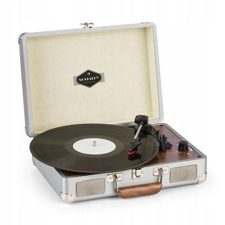 Gramofon retro walizka Auna Peggy Sue