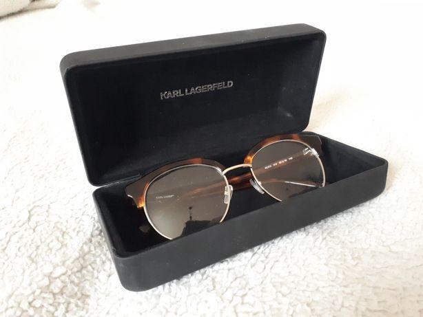 Okulary oprawki karl lagerfeld