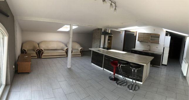 Mieszkanie wyposazone 60m2 loft + dwa pokoje,
