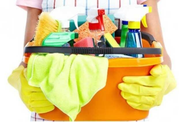 Генеральне прибирання, миття