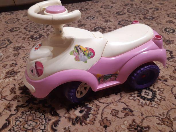 Машинка доя девочки