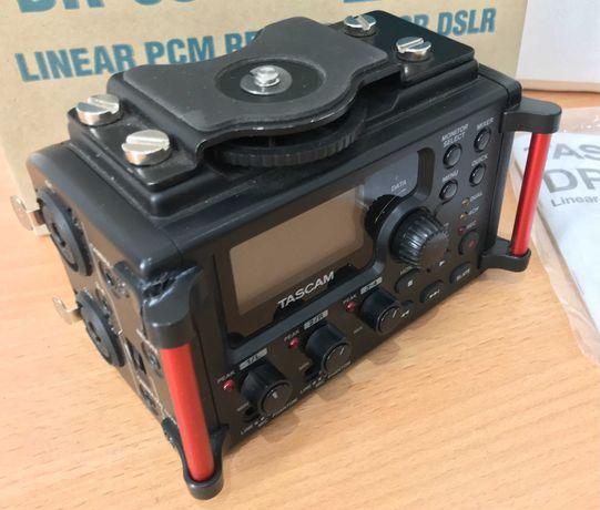 TASCAM DR-60DmkII Linear PCM Recorder for DSLR