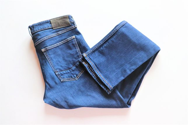 Męskie spodnie jeansowe CROSSJEANS W33 L36 ANTONIO jeansy relaxed