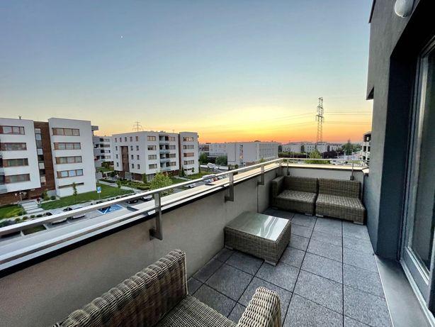 Apartament Bażantowo 4 pokoje - klima - garaż