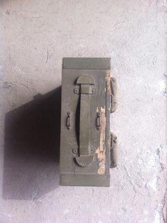 Skrzynia-plecak do CKM Breda mod. 37