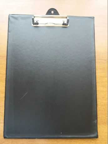 Планшет клипборд папка с зажимом А4