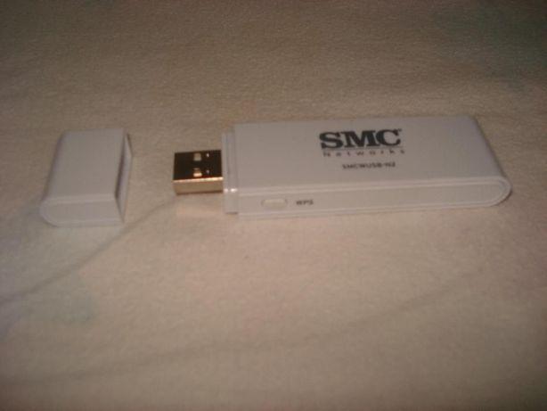SMC Adaptador USB Wireless-N EZ Connect